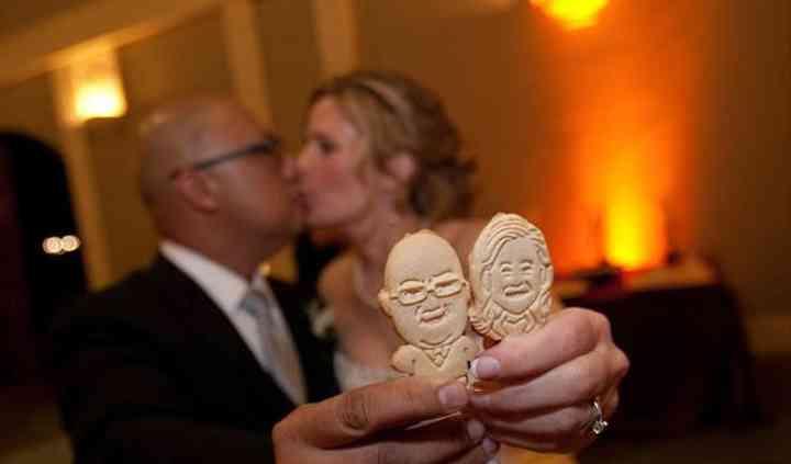Escape Concepts Wedding Favors