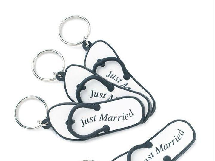 Tmx 1204730402184 Justmarriedkeychains Charlotte wedding favor