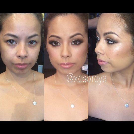 beauty makeup soreya yann krystle