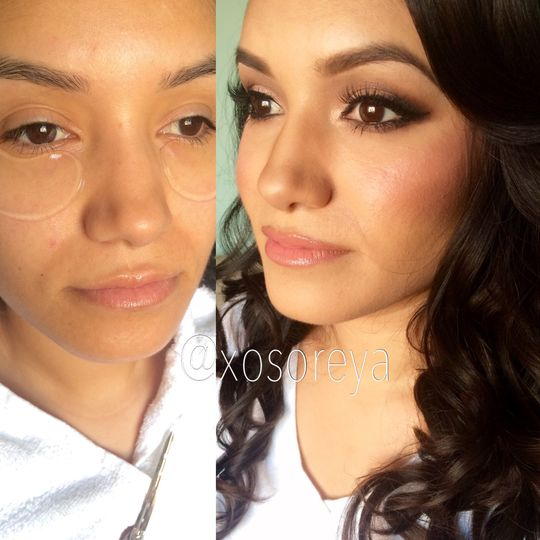 esmeralda soreya yann makeup