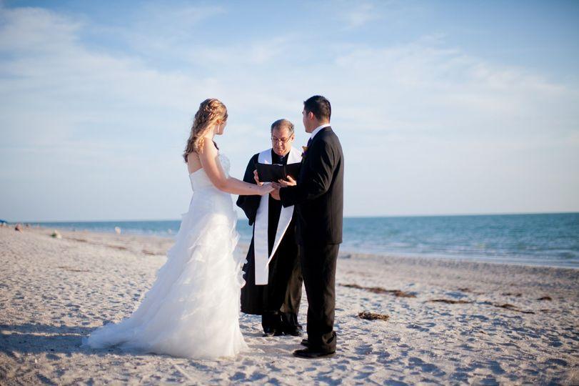 Michelle and Gerardo. Captiva Island, Florida. May 2012