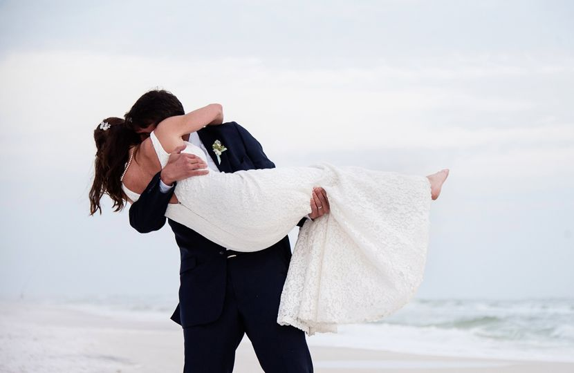 kay meyer wedding seaside beach kiss 51 164724