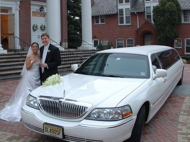 Tmx 1423664212383 Asher Limo 1 Union wedding transportation