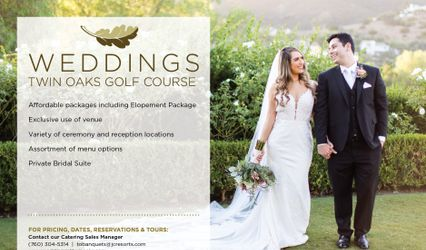 Weddings at Twin Oaks