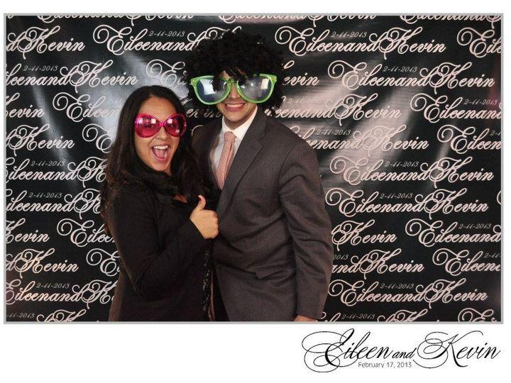 Tmx 1384221778245 Photobooth Custom Back Drop Belleville wedding dj