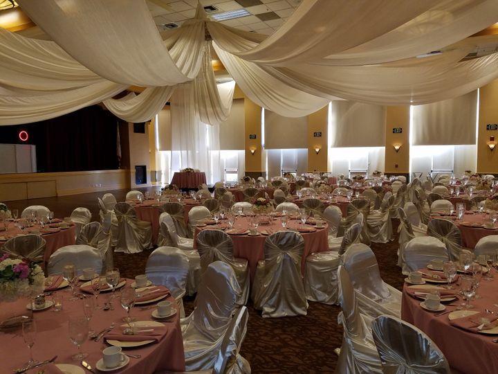 Sierra Ballroom Reception