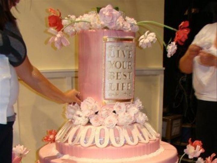 Tmx 1344358669211 Justcake5 Capitola, CA wedding cake