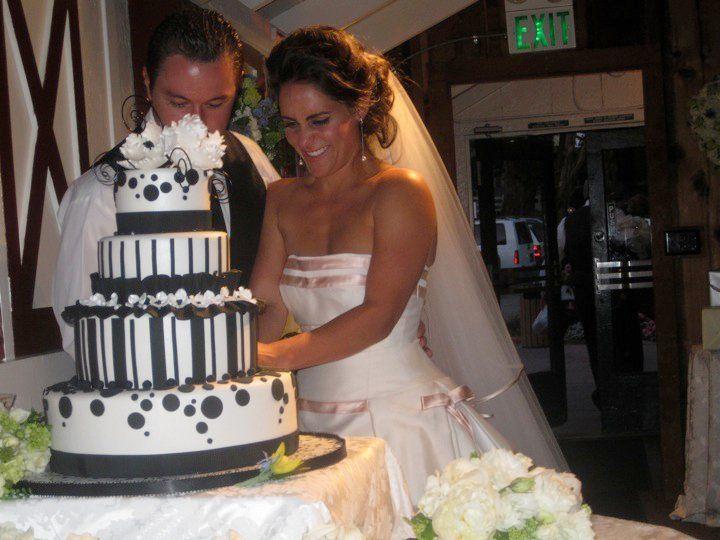Tmx 1344358672588 Justcake1 Capitola, CA wedding cake