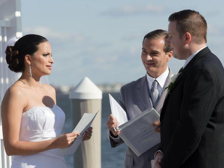Tmx 1374419172098 Beach 2 Clifton, New Jersey wedding officiant