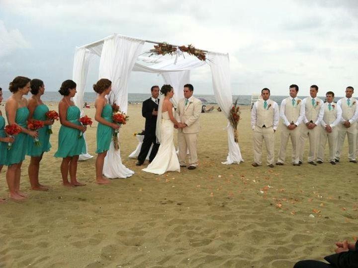 Tmx 1374419322933 Beach 6 Clifton, New Jersey wedding officiant