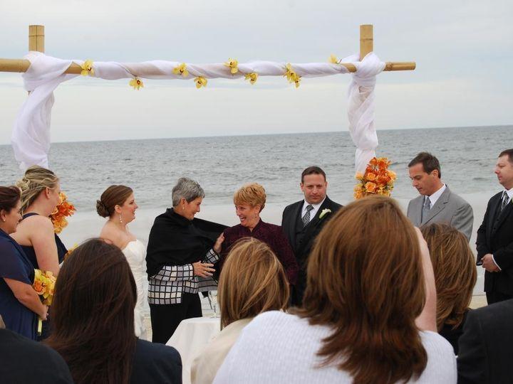 Tmx 1374419481534 Beach 14 Clifton, New Jersey wedding officiant