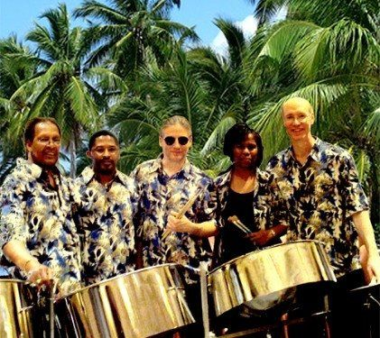 Tropical Beat Steel Drum Band brings the islands to your event!