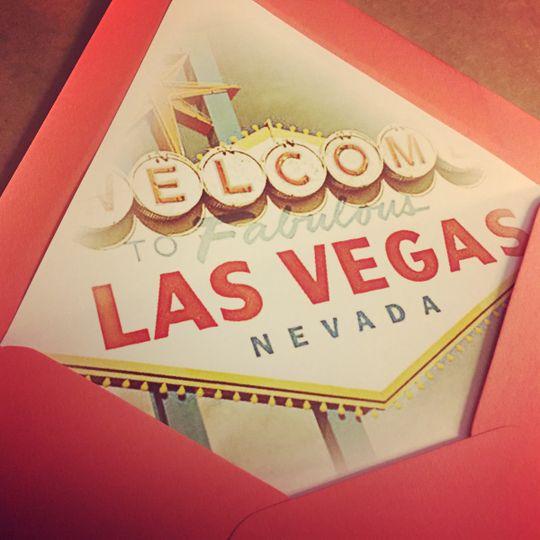 Vegas themed