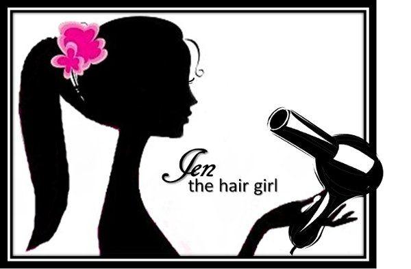 Jen the Hair Girl