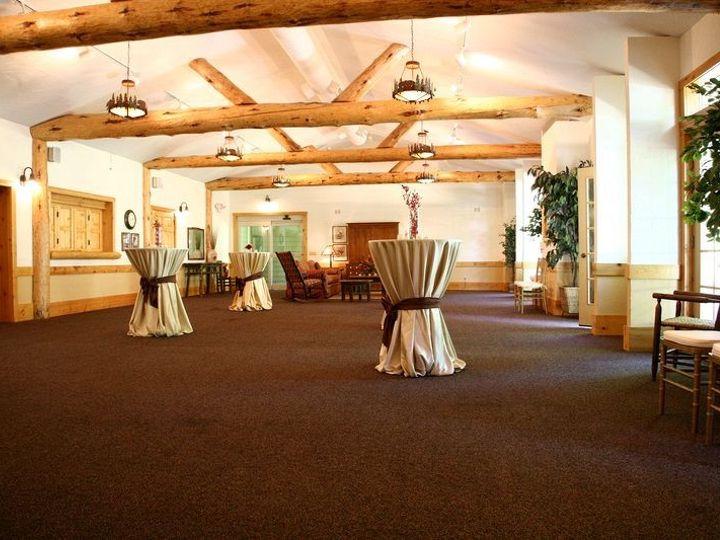 Tmx 1418331215550 Valley Room Glen Arbor, MI wedding venue