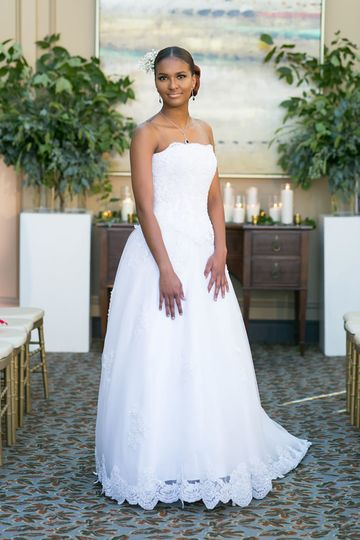 Brides Against Breast Cancer Designer Wedding Dresses