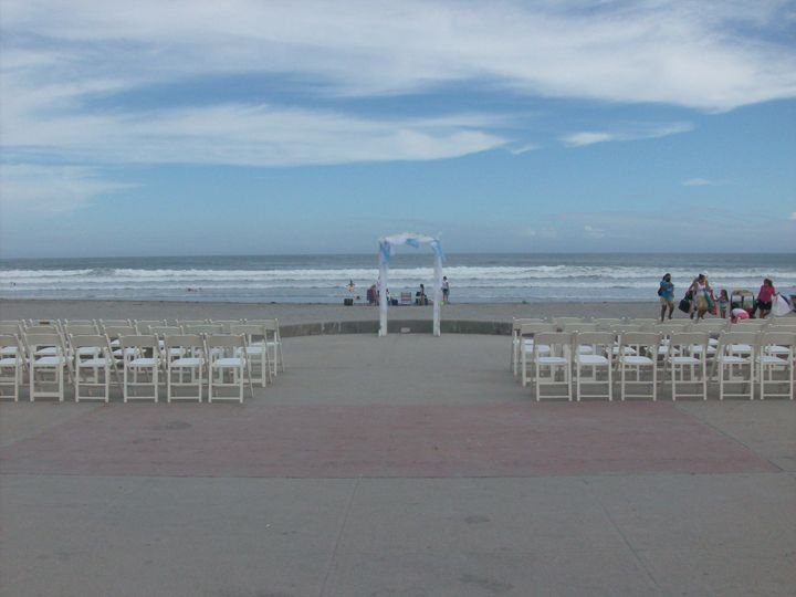 Wedding beach venue