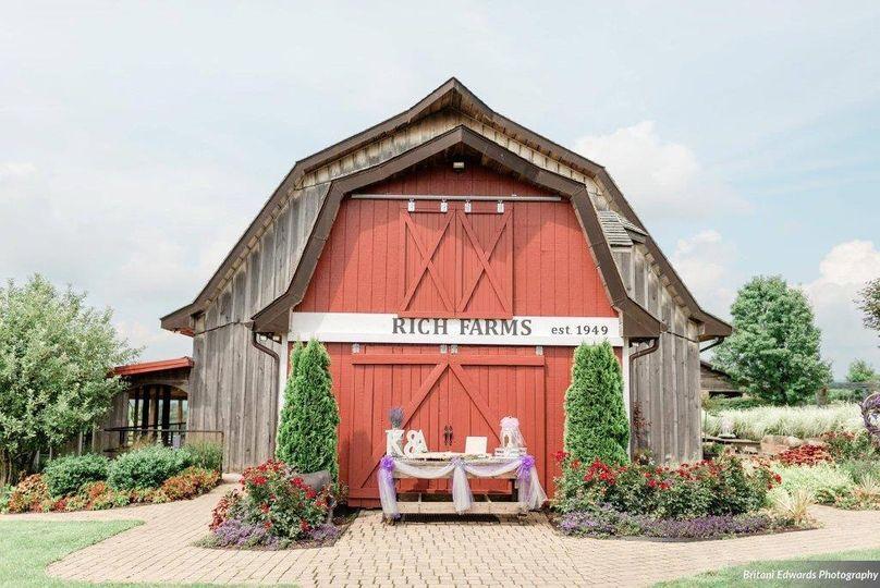 Rich Farms, Inc.