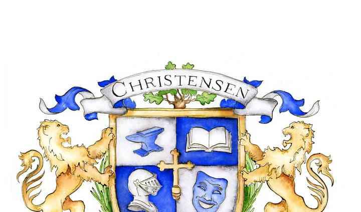 Flourish Family Crests