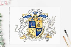 Flourish Family Crests