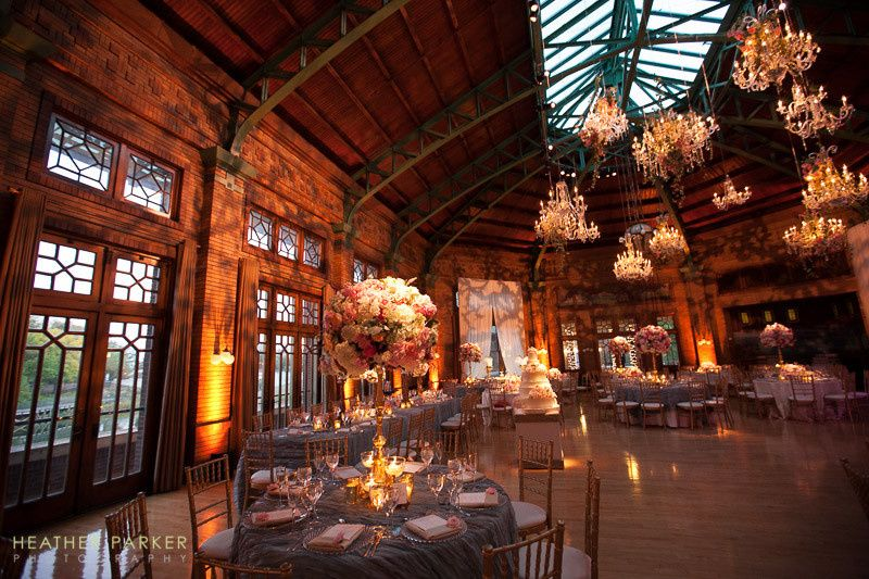 Cafe Brauer wedding with Simply Perfect Events, HMR Designs / Heffernan Morgan, Amy Beck Cake...