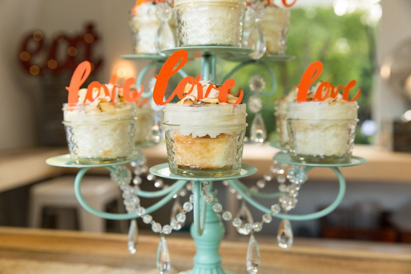 Charleston Wedding Cake Bakery Cupcakes