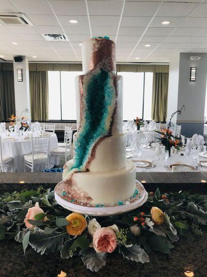Geo Cake