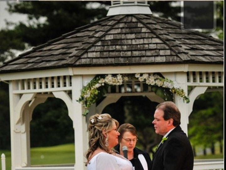 Tmx 1391689849055 Jamie And Charles  Sewell wedding officiant