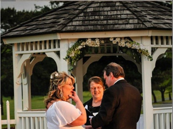 Tmx 1391689858153 Jamie And Charles  Sewell wedding officiant
