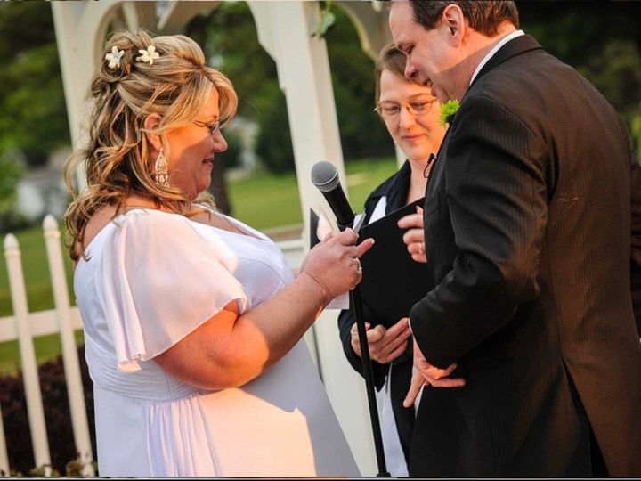 Tmx 1391689860379 Jamie And Charles  Sewell wedding officiant