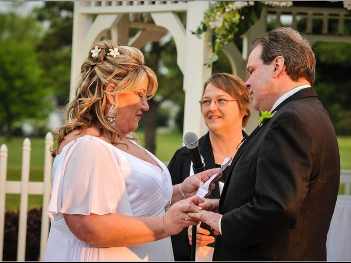Tmx 1391689865235 Jamie And Charles  Sewell wedding officiant