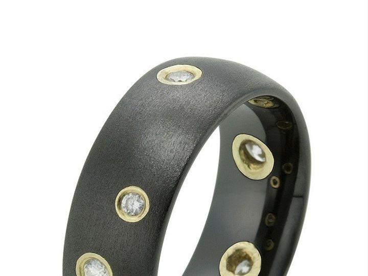 Tmx 1365164140882 Ceramic Bezel Set Band 800 Camden wedding jewelry
