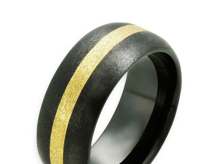 Tmx 1365164199482 Ceramic Yellow Gold Stripe Bigwtedit 800 Camden wedding jewelry