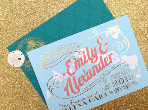 Tmx 1389653925628 Savethedat Philadelphia wedding invitation