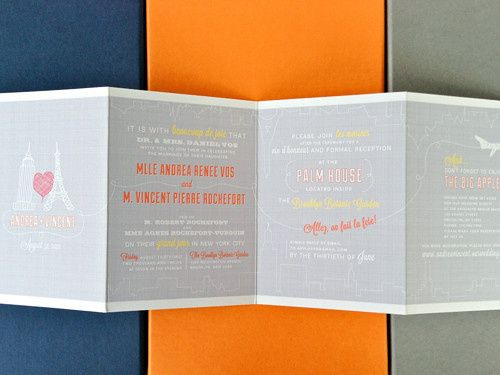 Tmx 1389654262089 Fullinvit Philadelphia wedding invitation
