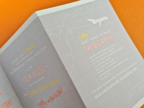 Tmx 1389654270998 Travelpag Philadelphia wedding invitation