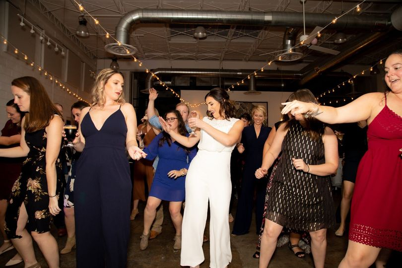 Dance-floor fun - Aaron Jay Photography