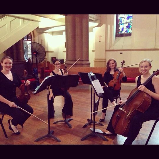 String Quartet Wedding Songs Ideas: Quartet442 (String Quartet)