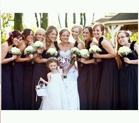 Tmx 1331214320846 Bridalparty Southampton wedding florist