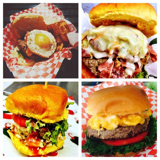 The Loaded Burger Food Truck Catering Atlanta Ga Weddingwire