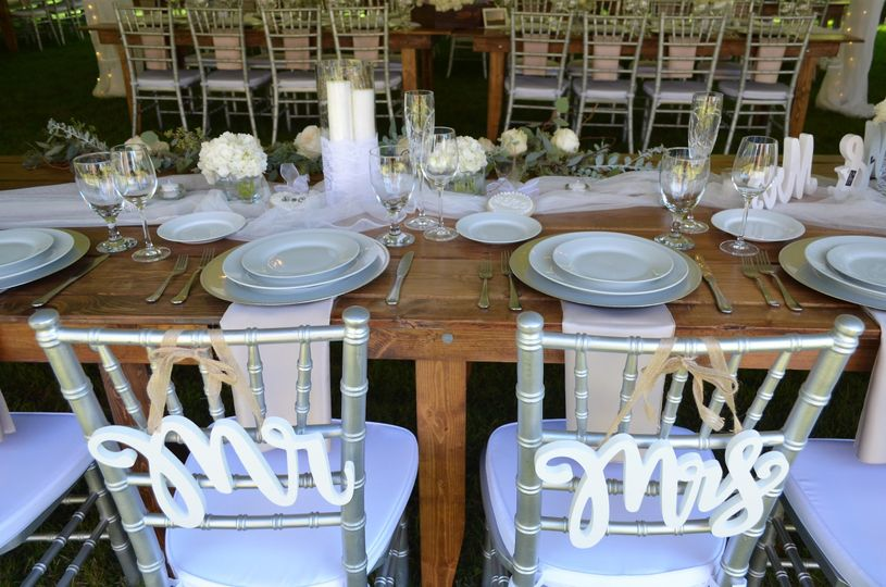 Table of honor