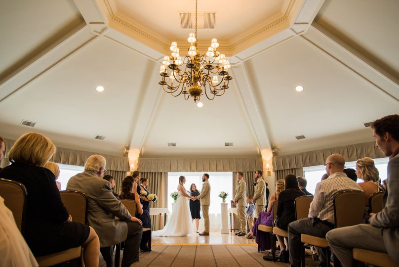Indoor wedding | Something Minted Photography