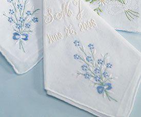 Tmx 1283303737662 8139SomethingBlueHandkerchief Newport News wedding favor