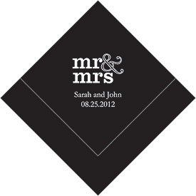 Tmx 1283304819708 Np20MrandMrsNapkins Newport News wedding favor