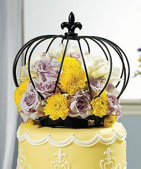 Tmx 1345510413162 9191CrownCakeTopperMed Newport News wedding favor