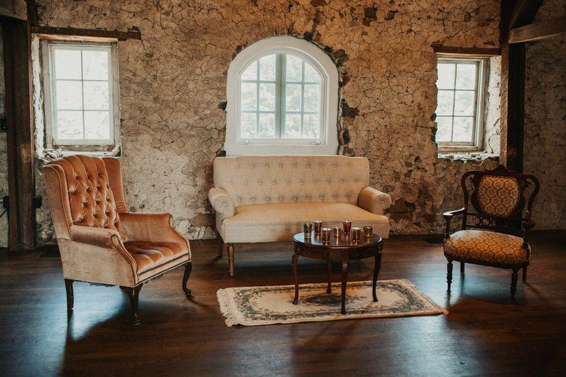 Vintage Lounge Rental