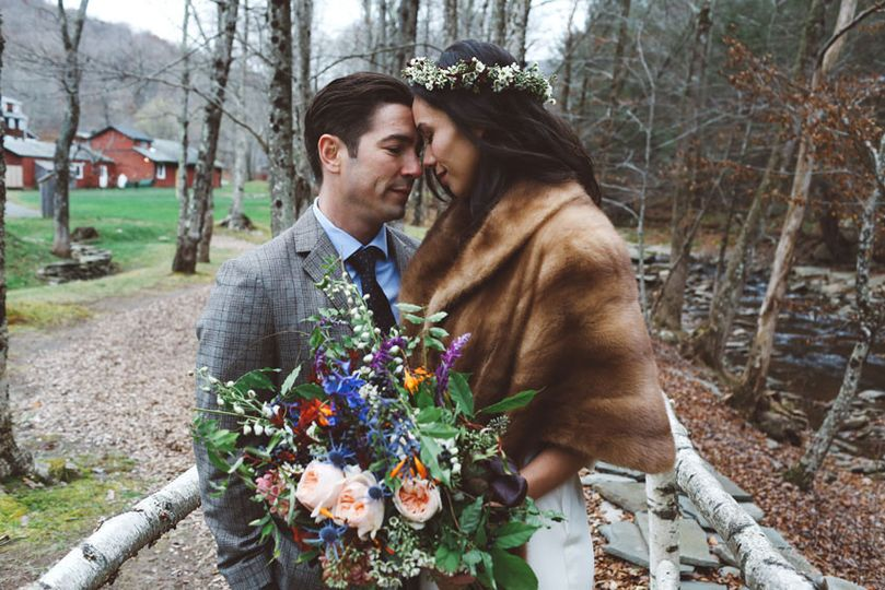 Wedding at Full Moon Resort in the Catskills