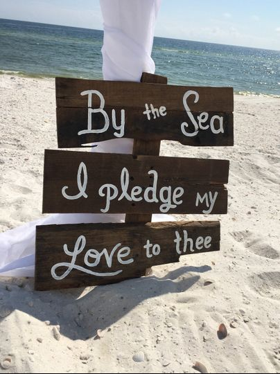 By The Sea, I Pledge My Love