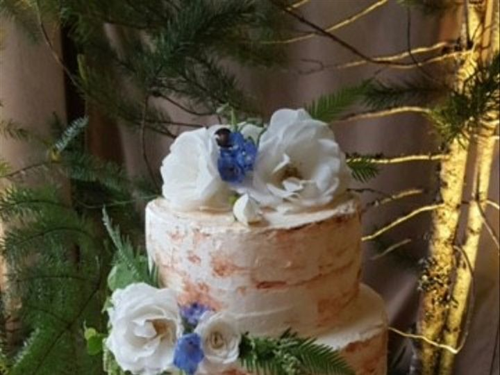 Tmx 1501970484469 2016 06 04 15.05.27 Mount Hood Parkdale wedding cake