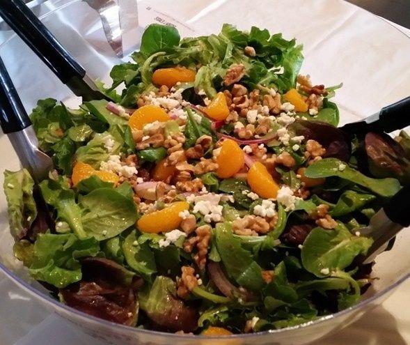 Aunt Bea's Signature Salad
